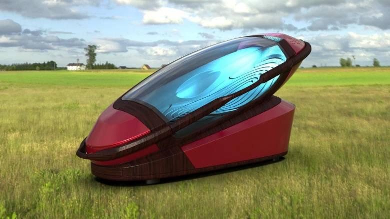 Sarco: διχάζει η hi tech συσκευή ευθανασίας που υπόσχεται ανώδυνο θάνατο