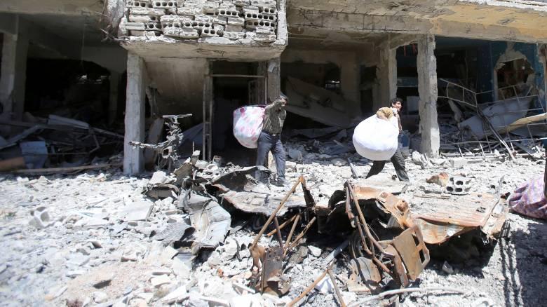 Στην Ντούμα εμπειρογνώμονες του ΟΑΧΟ