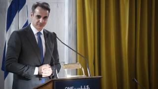 Μητσότακης: Ο Τσίπρας έχει θράσος να μιλά για καθαρή έξοδο