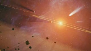 Βρέθηκαν διαμάντια σε μετεωρίτη από χαμένο πλανήτη του ηλιακού συστήματος