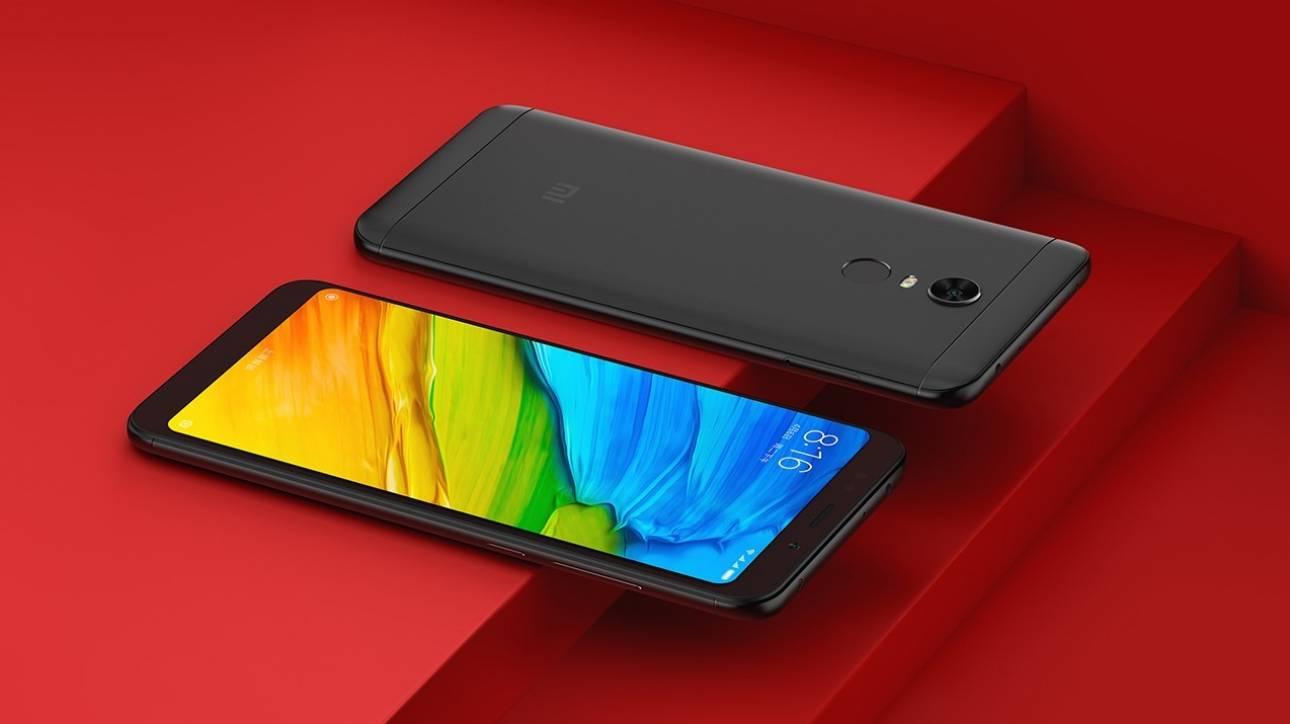 Xiaomi: Τα νέα μοντέλα Redmi 5 και Redmi 5 Plus αλλάζουν τον κόσμο των smartphones
