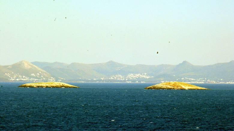 Στην περιοχή των Ιμίων τουρκικά πολεμικά πλοία για την άσκηση «Εφές»