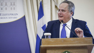 Κοτζιάς σε Άγκυρα: Τα Ίμια είναι ελληνικά - Ας το πάρει χαμπάρι η Τουρκία