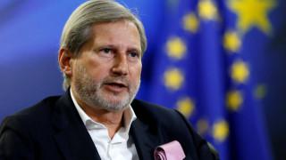 Γιοχάνες Χαν για πΓΔΜ: Εφικτή μια συμφωνία για το όνομα τις επόμενες εβδομάδες