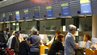Σταματούν οι έλεγχοι στα αεροδρόμια της Γερμανίας για αφίξεις από Ελλάδα
