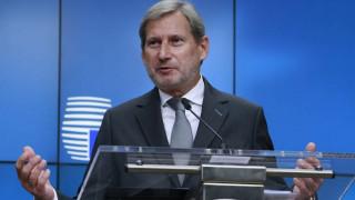 Γ. Χαν: Η πΓΔΜ άξιζε ανεπιφύλακτα τη σύσταση της Κομισιόν για έναρξη των ενταξιακών διαπραγματεύσεων