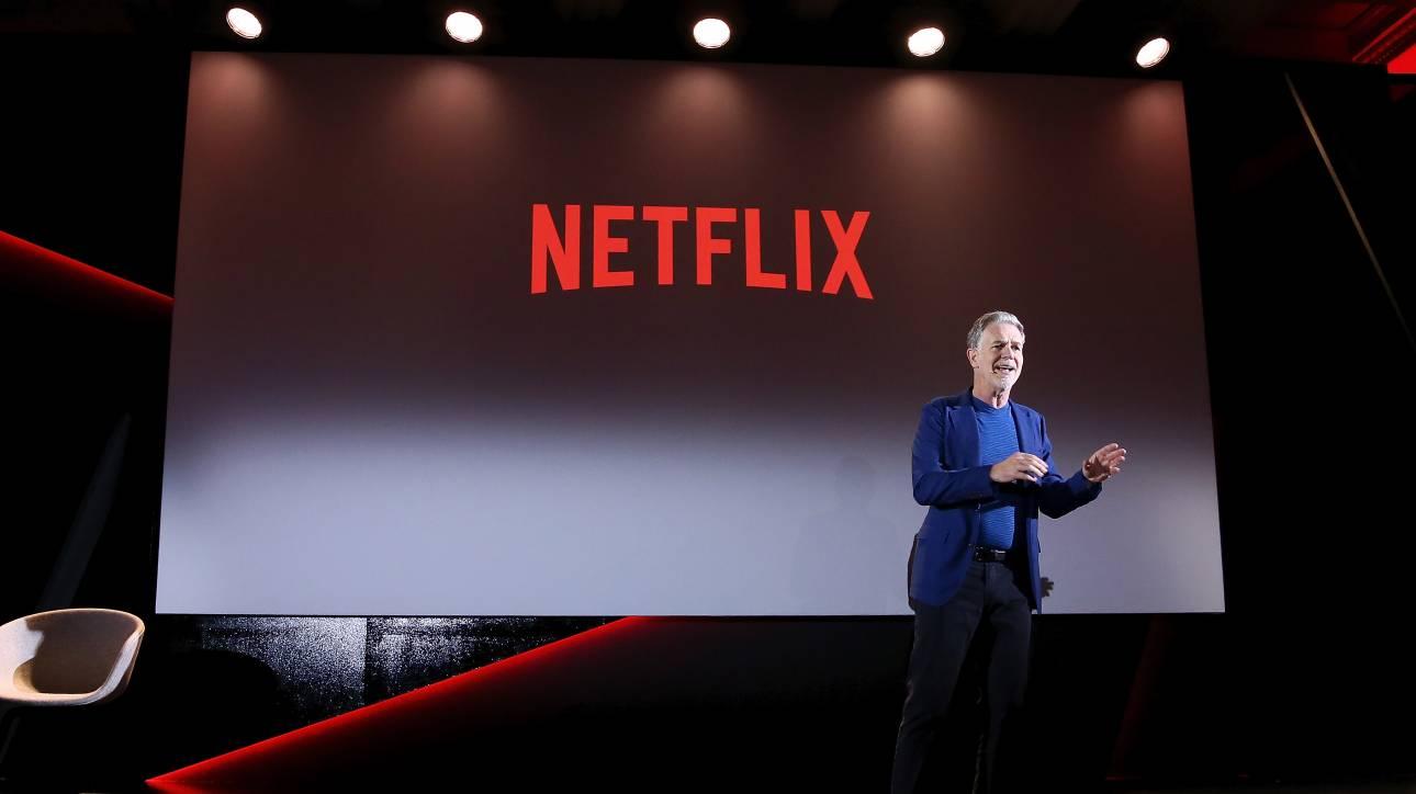 Στο ευρωπαϊκό και τοπικό περιεχόμενο επενδύει το Netflix