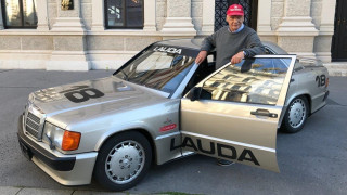 Αυτοκίνητο: Γιατί η Mercedes 190 E 2.3-16 του Niki Lauda είναι τόσο διάσημη;