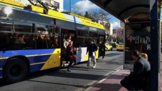 Χωρίς τρόλεϊ για πέντε ώρες η Αθήνα την ερχόμενη Τετάρτη