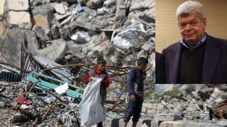 Ιωάννης Μάζης: Κλειδί το Κουρδικό για τη Συρία. Ο Ερντογάν «εξάγει» την κρίση στο Αιγαίο