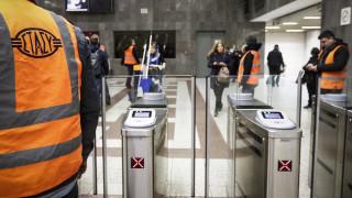 ΟΑΣΑ: Κλείνουν οι πύλες ΑΜΕΑ στους σταθμούς του μετρό