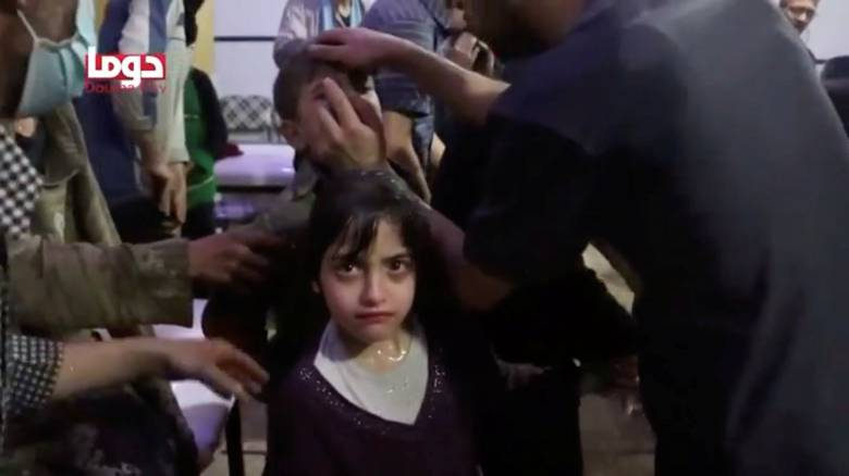 Πεντάγωνο: Η Δαμασκός δεν φέρεται να σχεδιάζει νέα χημική επίθεση