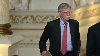 Συνάντηση Μπόλτον με τον πρεσβευτή της Ρωσίας