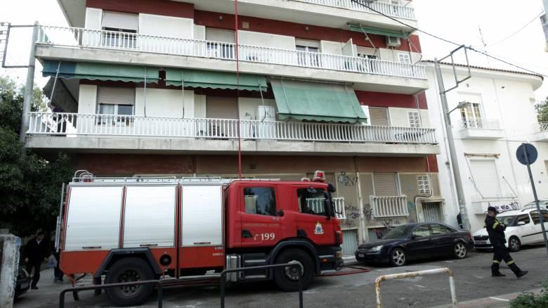 Πυρκαγιά τα ξημερώματα σε διαμέρισμα στην Κυψέλη