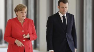 Οι κόκκινες γραμμές του Βερολίνου στις προτάσεις Μακρόν για την ΕΕ