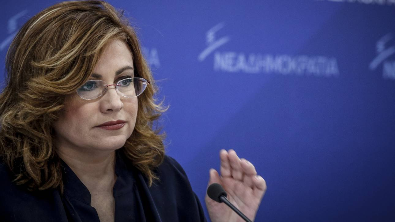 Σπυράκη: Η μείωση μισθών και συντάξεων έχει σφραγίδα Τσίπρα