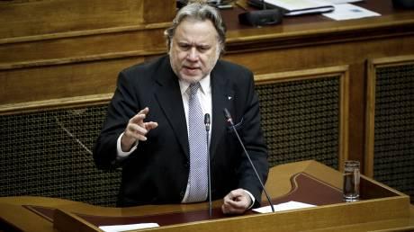 Γ. Κατρούγκαλος στο CNN Greece: Αναγκαία για τη διατήρηση των ισορροπιών η αγορά των φρεγατών