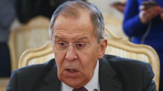 Λαβρόφ: Εκβιασμός οι απειλές της Ουάσιγκτον προς την Άγκυρα για τα S-400