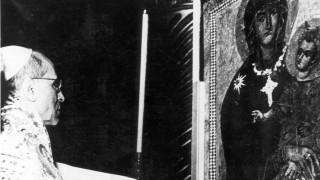 Salus Populi Romani: η αγαπημένη εικόνα του Πάπα λαμπερή ξανά