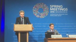 Τόμσεν για χρέος: Τώρα οι αποφάσεις, η ελάφρυνση στο μέλλον