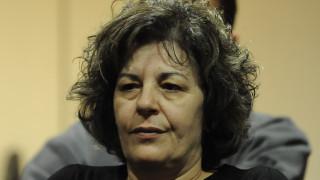 Μάγδα Φύσσα: Οι χρυσαυγίτες να γυρίσουν πάλι στις τρύπες τους