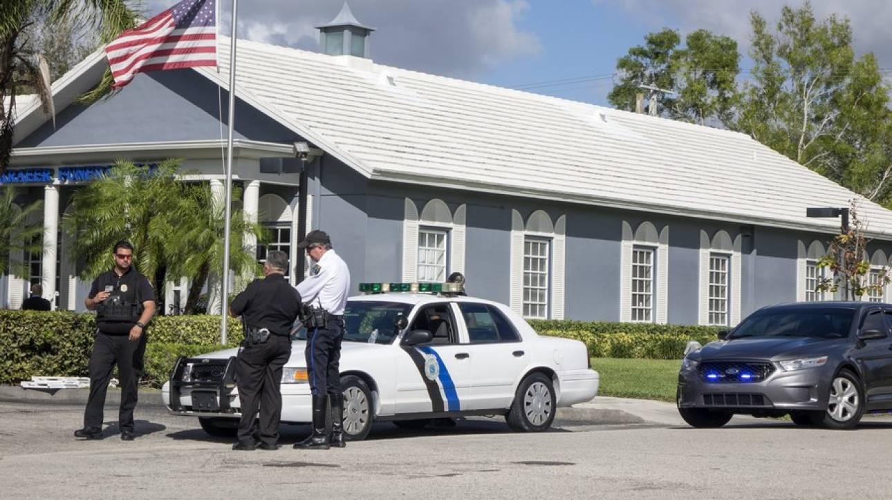 Πυροβολισμοί σε λύκειο στη Φλόριντα - Τραυματίστηκε μαθητής
