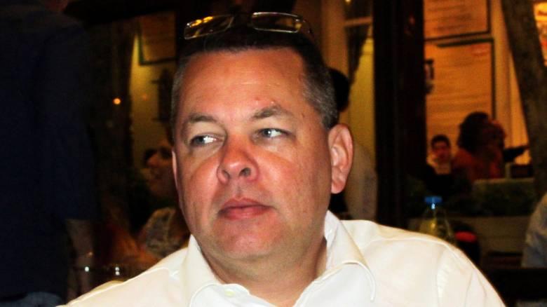 Αμερικανοί γερουσιαστές ζητούν την αποφυλάκιση του πάστορα Μπράνσον