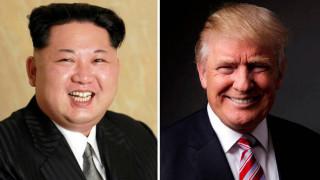 Ο Τραμπ χαιρετίζει την ιστορική απόφαση του Κιμ Γιονγκ Ουν