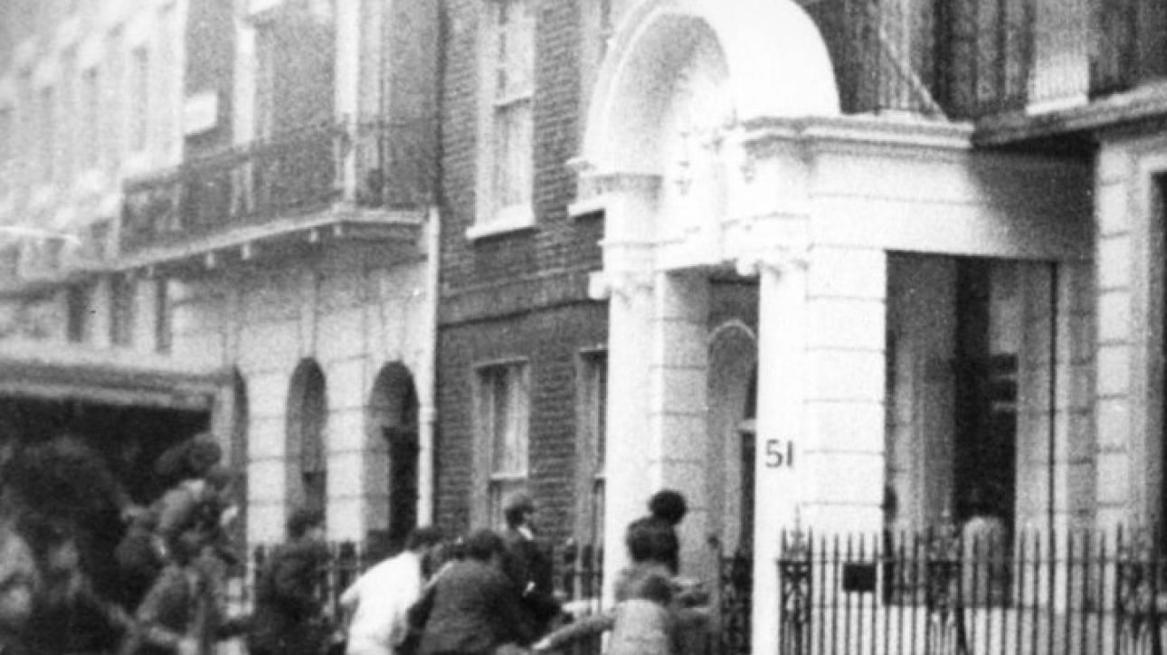 21η Απριλίου 1967: Η κατάληψη της ελληνικής πρεσβείας στο Λονδίνο