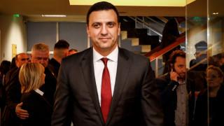 Κικίλιας: Ο ΣΥΡΙΖΑ έχει δυσανεξία στην τάξη και την ασφάλεια