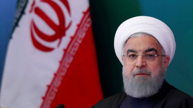 Ροχανί: Το Ιράν είναι έτοιμο για όλα αν οι ΗΠΑ αποσυρθούν από τη συμφωνία για τα πυρηνικά