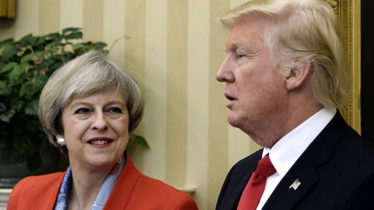 Επίσκεψη Τραμπ στη Βρετανία στα μέσα της χρονιάς