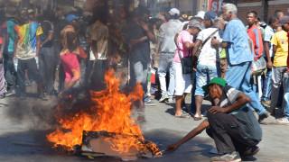 Μαδαγασκάρη: Νεκρός και τραυματίες σε διαδηλώσεις κατά του νέου εκλογικού νόμου (pics)