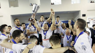 Κυπελλούχος Ελλάδας ο ΠΑΟΚ στο βόλεϊ (pics)