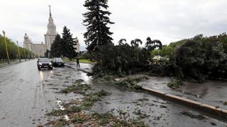 Ρωσία: Νεκροί και τραυματίες από σφοδρή καταιγίδα