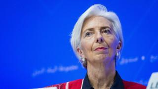 Λαγκάρντ: Επιτάχυνση των αποφάσεων για χρέος και προαπαιτούμενα