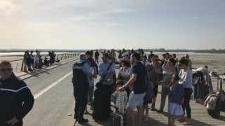 Συναγερμός σε τουριστικό θέρετρο στη Νορμανδία