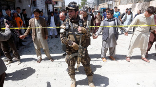 Αφγανιστάν: Το Ισλαμικό Κράτος ανέλαβε την ευθύνη για την επίθεση αυτοκτονίας