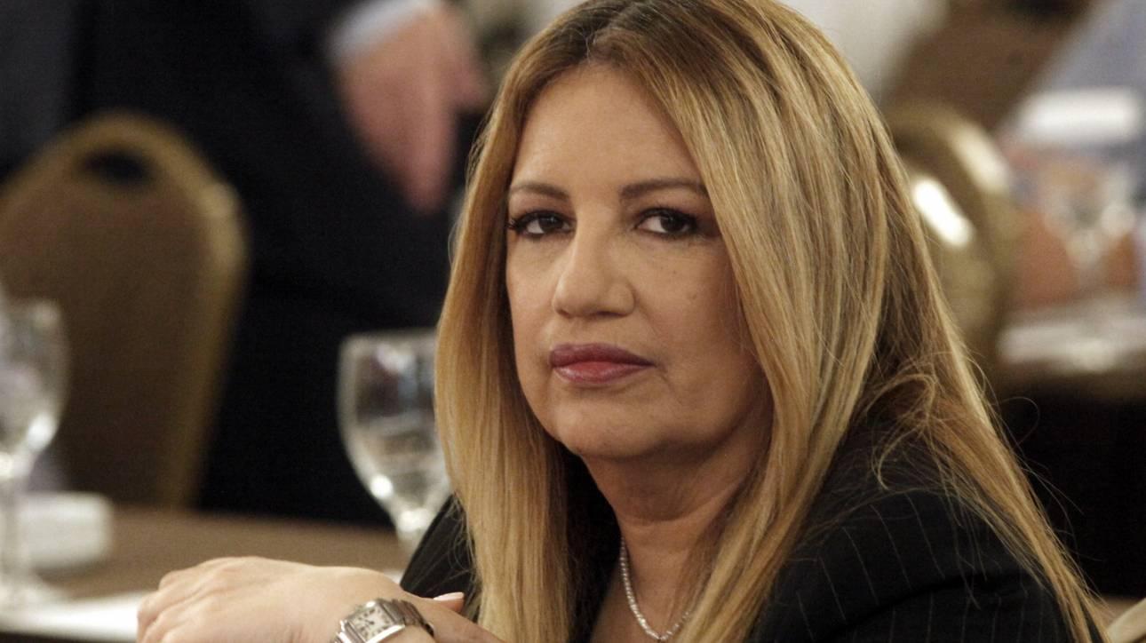 Γεννηματά: Δεν χωρούν ανίερες συναλλαγές για τους δύο Έλληνες στρατιωτικούς