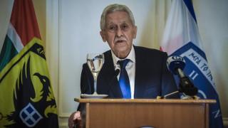 Κουβέλης: Η κράτηση των δύο στρατιωτικών μας είναι παράνομη