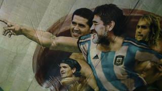 Στην Καπέλα Σιστίνα των γηπέδων ο Θεός είναι Αργεντίνος