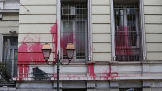 Καταδίκη της επίθεσης Ρουβίκωνα στη γαλλική πρεσβεία από το ΥΠΕΞ