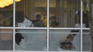 Τενεσί: Πελάτης κατάφερε να αφοπλίσει τον δράστη, που παραμένει ασύλληπτος