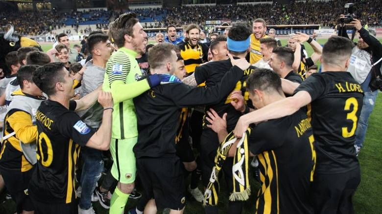 Super League: Πρωταθλήτρια εν αναμονή η ΑΕΚ