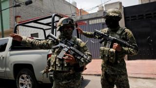 Μεξικό: 7.667 ανθρωποκτονίες τους τρεις πρώτους μήνες του 2018!