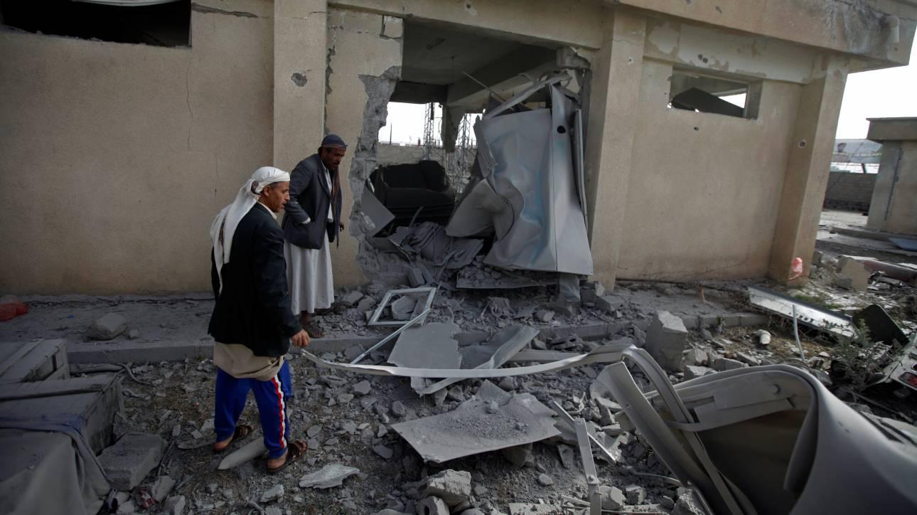 Υεμένη: Δεκάδες νεκροί σε γάμο από αεροπορική επίθεση