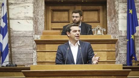 Τσίπρας: Απορρίπτουμε απαράδεκτους συμψηφισμούς για τους δύο Έλληνες