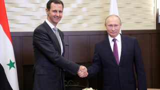 Η Ρωσία ενδέχεται να δώσει στον Άσαντ αντιαεροπορικά συστήματα S-300