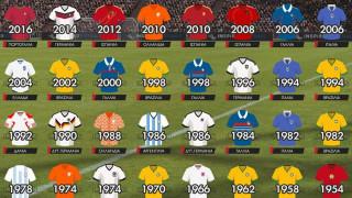 Οι κορυφαίες εθνικές όλων των εποχών επιστρέφουν στα Virtual Sports