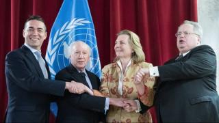 Νέα τριμερής Κοτζιά-Ντιμιτρόφ-Νίμιτς στη Βιέννη